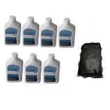 BMW E70 F15 X5 F25 X3 F01 740i F10 528i Auto Trans Filter Kit 7 Liter ATF ZF NEW
