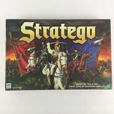 Stratego Game1999 Capture The Flag Battlefield Strategy Milton Bradley Complete