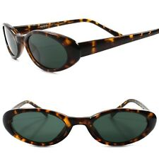 Old stock Classic Genuine Vintage 80s Fashion Tortoise Small Cat Eye Sunglasses