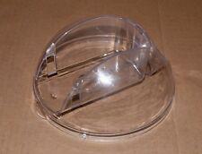 Ersatz Deckel mit Füllöffnung für Bestron DMX2518 Eismaschine Transparent