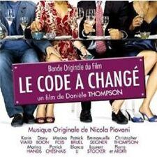 AFFÄREN A LA CARTE (LE CODE A CHANGE) SOUNDTRACK CD NEU