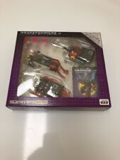 Takara Transformers G1 Ehobby Exclusive INSECTICON CLONE 76 MISB Sealed New