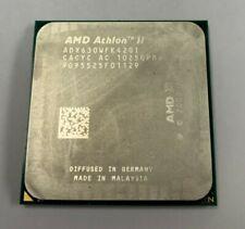 ADX630WFK42GI AMD Athlon II X4 630 CPU Processor 2.8GHz QuadCore Socket AM2+/AM