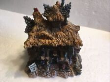 Boyds,Bearly Built Village,19016 Marthas Bearly Bloom'N Flower Shop W Characters