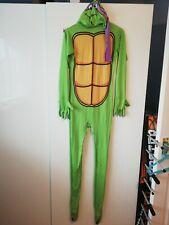 Teenage Mutant Ninja Turtles Donatello 2nd Pelle Costume Taglia XL