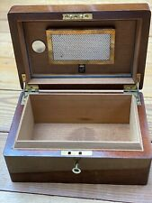Rare Vintage Dunhill cigar Humidor