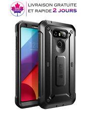 Coque,étui pour LG G6/G6+robuste avec film protecteur d'écran intégré anti-chocs