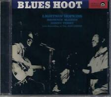 Hopkins, Lightnin, Terry & M Blues Hoot DCC ORO CD NUOVO