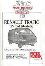 Pocket Mechanic for Renault Trafic (Petrol models)