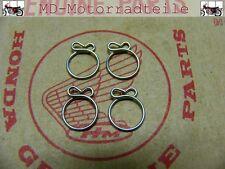 Honda CB 750 Four K1 K2 Clip Set Benzinschlauch Clip, B10 tube 95002-02100