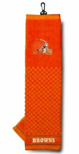Cleveland Browns 16x22 Embroidered Golf Towel NFL Football Sports Towel
