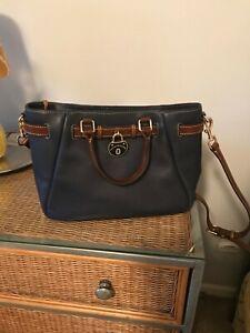 dooney bourke handbags large leather