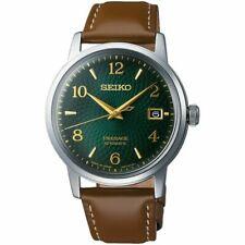 Seiko Presage Green Men's Watch - SRPE45