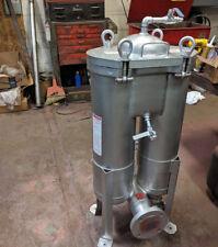 "3"" Stainless Steel FSI Dual Bag Filter (Rebuilt)"