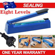 Impulse Heat Sealer Plastic Food Bag Film Sealing Machine Shrink Wrap SAA AU Plu