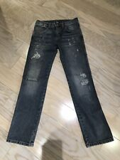 D&G Dolce and Gabbana Junior Boy's Jeans, Size M