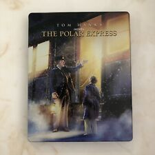 The Polar Express Blu-Ray + Dvd SteelBook