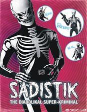 Phicen 1/6 Sadistik the Diabolikal Super-Kriminal Action Figure - PL2014-27