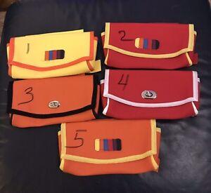 Raleigh Chopper Bike : MK1, MK2 MK3 : Tool Bags Various Colours.