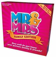 Rascals Mr & Mrs Family Edition Card Game sealed FREE POSTAGE
