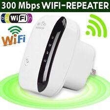 Amplificateur Wifi Extendeur 802.11N Repeteur/B/G Reseau Router Antenne Signal