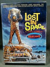 Polar Lights Lost In Space Cyclops & Chariot Diorama Model Kit Mint Wrapped