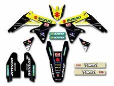 Yoshimura héroe infinita Suzuki gráficos Kit H. 450 2008 - 2017 Motocross disfrutar