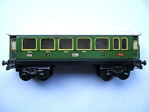 Trix Express 3rd Class Passenger Wagon 20/152 Pre-War 1935-36