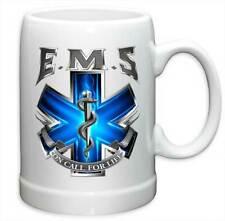 EMS - ON CALL FOR LIFE - BEER STEIN MUG - BRAND NEW 20 OUNCES - FF2059PS