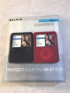 Belkin Silicone Sleeve For Ipod Nano