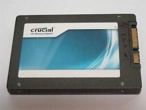 """Crucial M4 64GB 2.5"""" Internal SATA SSD Solid State Hard Drive CT064M4SSD2 6Gb/s"""