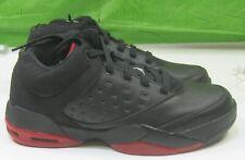 JORDAN 2005 MELO 5.5 SHOES 313508-001 RED BLACK  Size 9-9.5