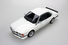 BMW ALPINA B7 S TURBO COUPE E24 1985 WHITE LS-COLLECTIBLES LS029A 1/18 RESINE