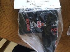 Scotty Cameron 2008 Member Club Set Putter Cover License Plate Rare Set