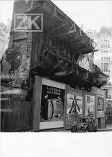 BAL TABARIN Affiche Villemot Paris Film Clément Fromage Hollande 2 CV Photo 1966