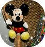 Vintage Mickey Mouse Disneyland Plush Walt Disney World