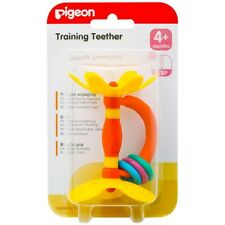 Pigeon Training Teether Step 1 - 4+ months No Detachable Parts Completely Safe
