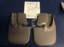 02-04 Ford Explorer / Eddie Bauer Front Splash Guards Tan or Gray New OEM