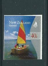 NEW ZEALAND 1999 NEW ZEALAND YACHTING SELF ADHESIVE BOOKLET STAMP UNMOUNTED MINT