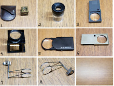 Jeweler Glass Loupe Magnifier~ Pitman - Fuji Others - 8 Choices
