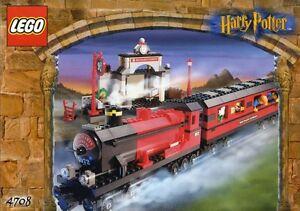 LEGO 4708 Harry Potter Hogwarts Express - Complete