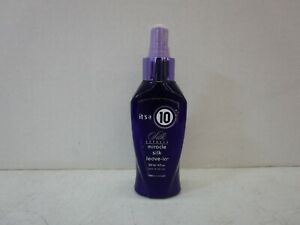 IT'S A 10 - SILK EXPRESS MIRACLE SILK LEAVE-IN 4 FL OZ MM 21008