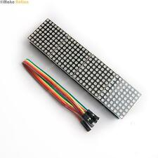 LED Dot Matrix 4 In 1 8x8 Display Module - 5 pin Operation for Arduino 256 LEDs