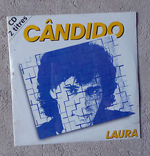 "CD AUDIO INT/ CÂNDIDO ""LAURA / DO OUTRO LADO"" CD 2T PROMO NEUF SOUS BLISTER"