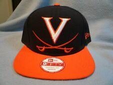 1edb21d34a3f2 Era 9fifty Virginia Cavaliers Grand Redux Snapback Hat Cavs Hoos