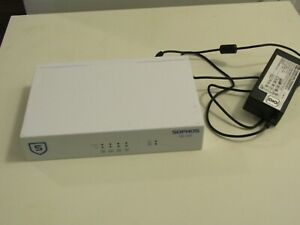 Sophos SG 105 Rev 2 Firewall Security VPN Appliance
