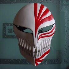 High Quality-Bleach Ichigo Kurosaki Full Hollow Mask Halloween Cosplay Prop HOT
