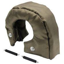 T4 Titanium Turbo Blanket Heat Shield Barrier Turbocharger Cover Wrap Fiber