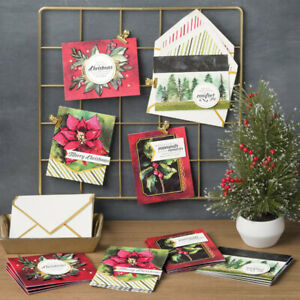 """Stampin' Up! """"TIMELESS TIDINGS"""" Stamp Set & """"TIMELESS TIDINGS"""" Project Kit *NEW*"""