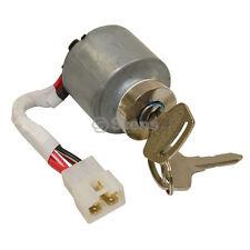 Starter Switch w Keys 430 071 for Kubota Tractors Z Turn Mower 66101-5520